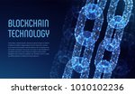 blockchain. cryptocurrency.... | Shutterstock .eps vector #1010102236