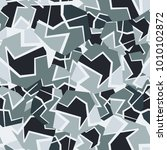 marble camouflage. seamless... | Shutterstock .eps vector #1010102872