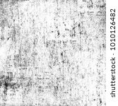 grunge texture black and white. ... | Shutterstock . vector #1010126482