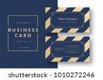 trendy minimal abstract... | Shutterstock .eps vector #1010272246