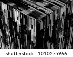 3d rendered complex structured... | Shutterstock . vector #1010275966