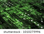3d rendered complex structured... | Shutterstock . vector #1010275996