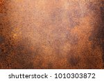 Rusty Metal Texture Background...