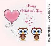 Valentines Day Invitation Card...