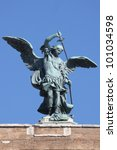Saint Michael Archangel Statue...