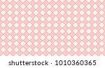 seamless arabic geometric... | Shutterstock .eps vector #1010360365