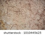 brick wall in vintage style ... | Shutterstock . vector #1010445625