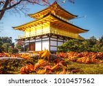 stunning fall foliage at... | Shutterstock . vector #1010457562