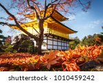 stunning fall foliage at... | Shutterstock . vector #1010459242