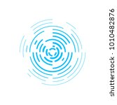 identification process.... | Shutterstock .eps vector #1010482876