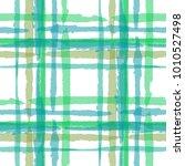 plaid. seamless grunge... | Shutterstock .eps vector #1010527498