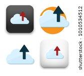 flat vector icon   illustration ... | Shutterstock .eps vector #1010534512