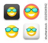 flat vector icon   illustration ... | Shutterstock .eps vector #1010534542