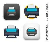 flat vector icon   illustration ...   Shutterstock .eps vector #1010534566