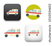 flat vector icon   illustration ... | Shutterstock .eps vector #1010534602