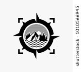 adventure logo design  outdoor... | Shutterstock .eps vector #1010566945