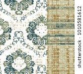 vector  detailed abstract... | Shutterstock .eps vector #1010581612