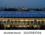 moscow  russia   may 3  2017 ... | Shutterstock . vector #1010585356