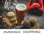 Homebrew Honey Brown Beer ...