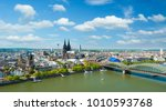 Cologne Cityscape  Germany