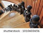 banaue  philippines october 6 ... | Shutterstock . vector #1010603656