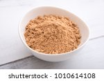 kinako  japanese soy bean powder | Shutterstock . vector #1010614108