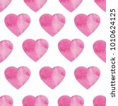 beautiful seamless pattern with ... | Shutterstock . vector #1010624125