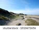 View Between Two Dunes  Grown...