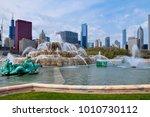 Buckingham Fountain With...
