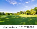 clear light park with sunshine...   Shutterstock . vector #1010740705