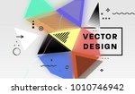 abstract geometric pattern for... | Shutterstock .eps vector #1010746942