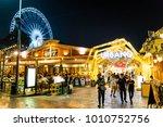 bangkok   21 jan 2018  ... | Shutterstock . vector #1010752756