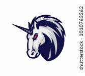 animal head   unicorn   vector...   Shutterstock .eps vector #1010763262