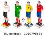 russia soccer world cup 2018... | Shutterstock . vector #1010795698