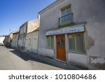 Small photo of old style alimentation or market shop