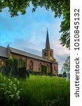 church of england  whittington...