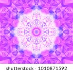 abstract background pink... | Shutterstock . vector #1010871592