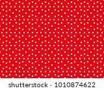 seamless square pattern vector. ... | Shutterstock .eps vector #1010874622