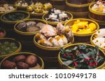 assortment of different types... | Shutterstock . vector #1010949178