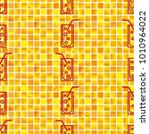 pattern. background texture.... | Shutterstock .eps vector #1010964022