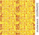 pattern. background texture.... | Shutterstock .eps vector #1010964292