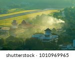 Mae Hong Son City In The...
