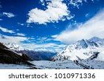 the around annapurna trek in... | Shutterstock . vector #1010971336