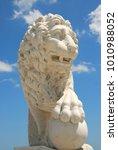 Bridge Of Lions Sculpture At S...
