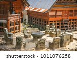 historical and traditional old... | Shutterstock . vector #1011076258