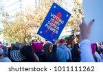 santa ana  california   january ... | Shutterstock . vector #1011111262