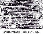 distressed background in black... | Shutterstock .eps vector #1011148432