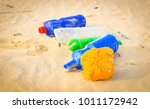 pollution concept with detail...   Shutterstock . vector #1011172942