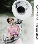 brass band | Shutterstock . vector #101123692