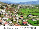beautiful village in albania | Shutterstock . vector #1011270058